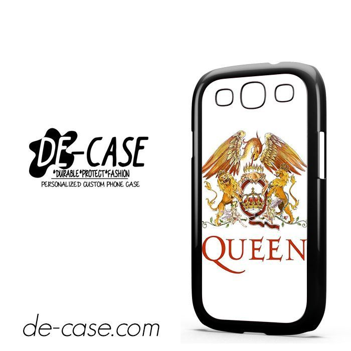 Queen Logo DEAL-9026 Samsung Phonecase Cover For Samsung Galaxy S3 / S3 Mini