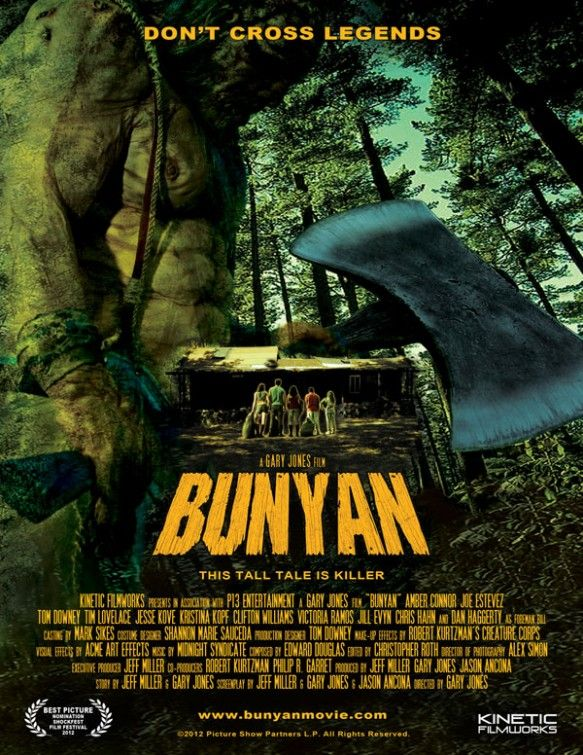Axe Giant: The Warth of Paul Bunyan (2013)