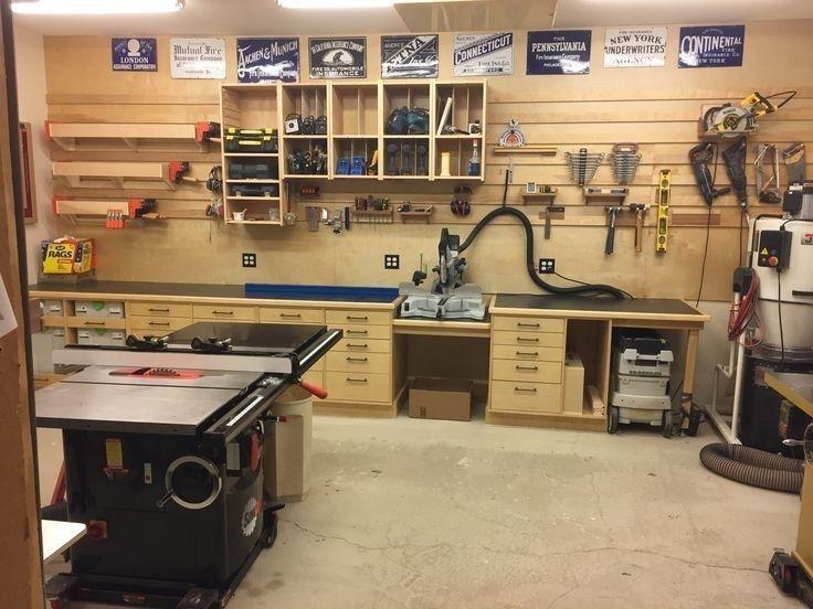 Best 55 Workshop Storage Ideas 35 Garage Workshop Organization Workshop Storage Woodworking Shop Layout