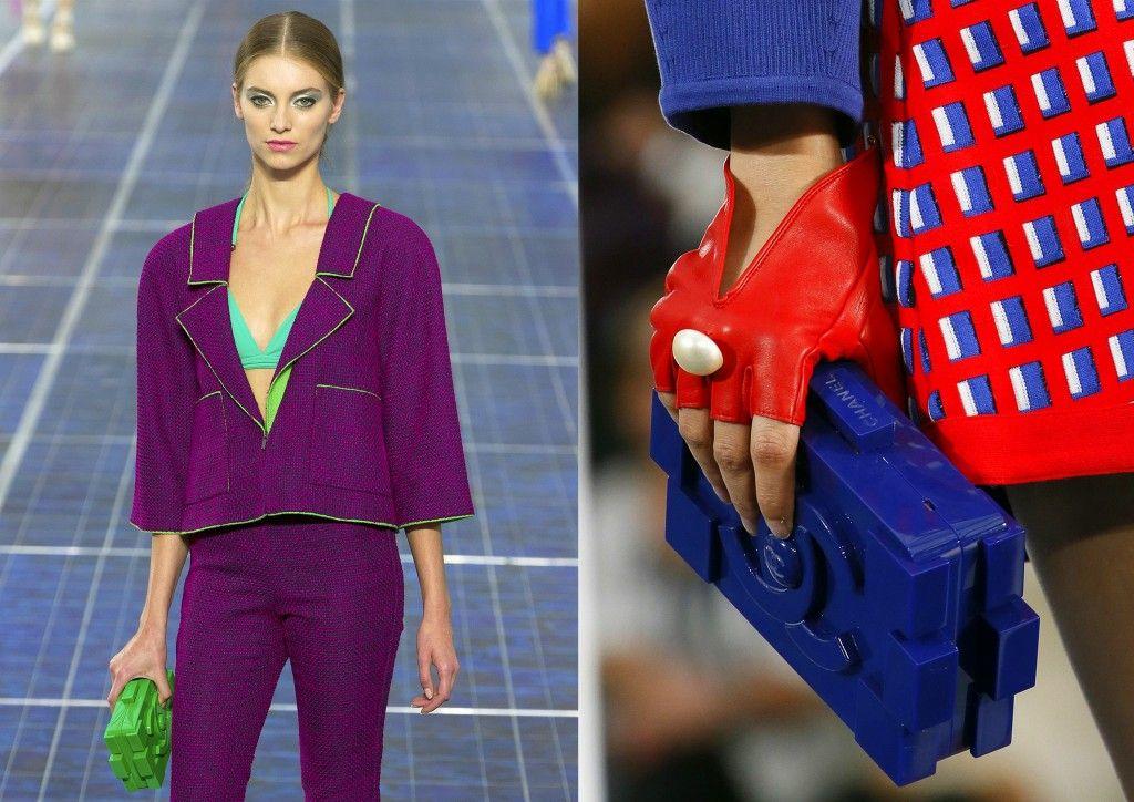 Summer Trend: Deluxe PVC Handbags