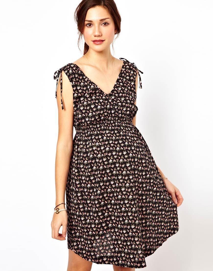 Modelos de vestidos maternos modernos
