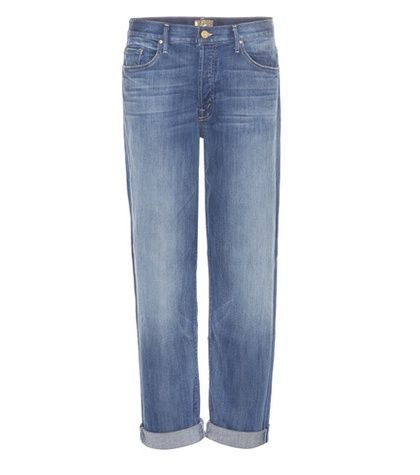 Mother The Brother Boyfriend Jeans | MYTHERESA USA saved by #ShoppingIS