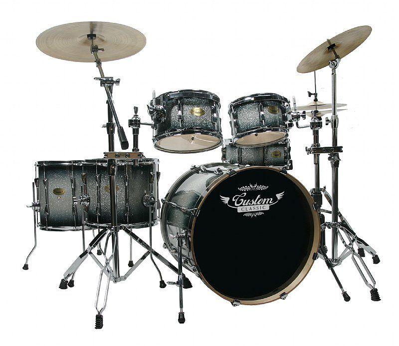 Sigler Music | Custom Classic Pro Hybrid 6 Piece Drum Set | Shop #SiglerMusic $679.99 #music