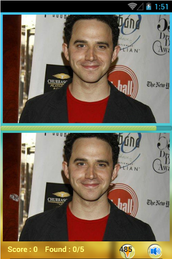 The Santino Fontana Find Games to train your smart brain. There are many different pictures angle of Santino Fontana Find Games for awesome fans like you. So, it's a very great find different game for everyone that love Santino Fontana. If you are fans of Santino Fontana, then this game is just for you.<p><br>Biography:<br>=======<br>Santino Fontana (born March 21, 1982) is an American stage actor, director, and composer.<p>Fontana was born in California and graduated from Richland High…