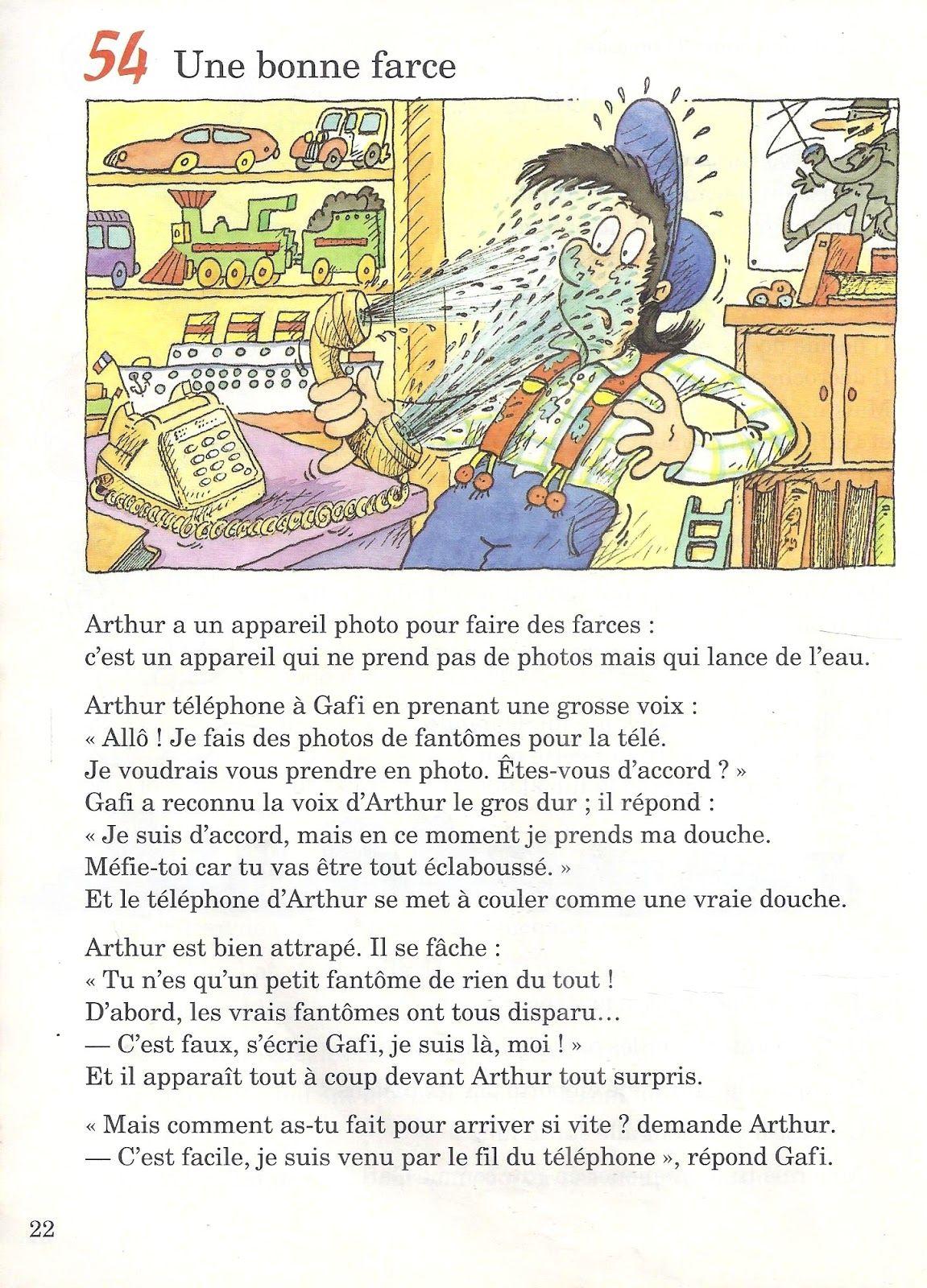 Bentolila Remond Rousseau Gafi Le Fantome Methode De Lecture Livret 2 1992 Grandes Images Methode De Lecture Lecture L Education Francaise