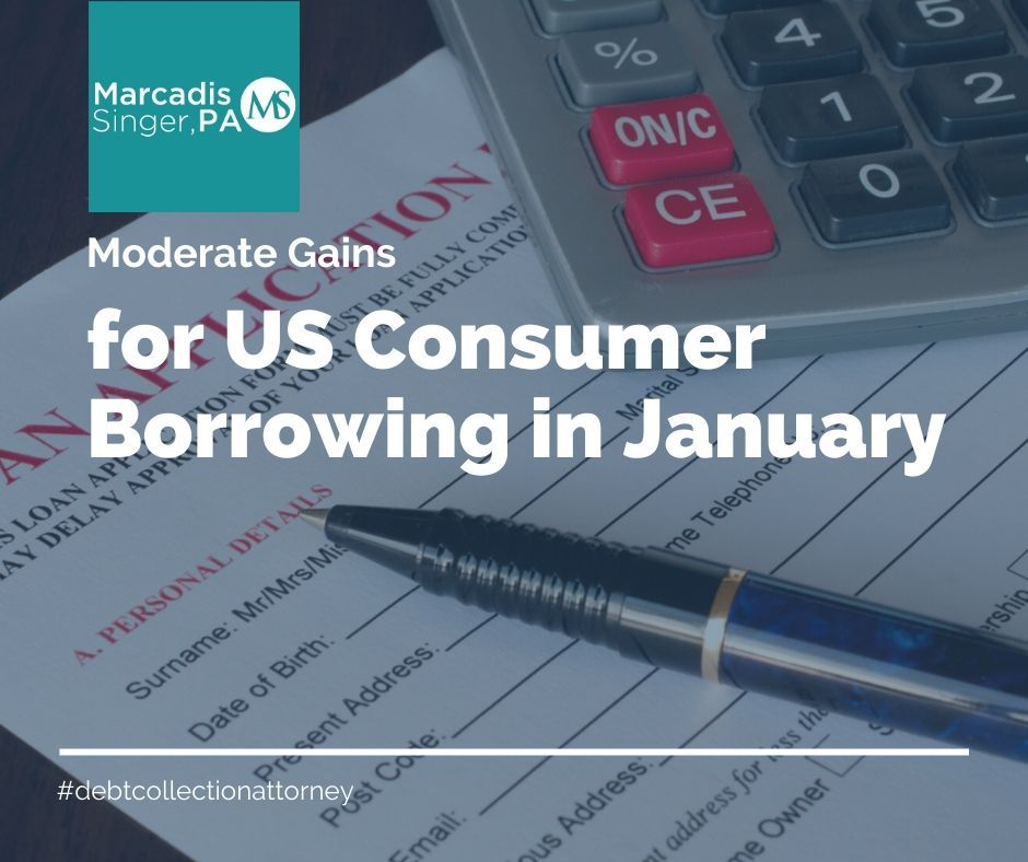 Even with showing a sharp decline in us consumer credit