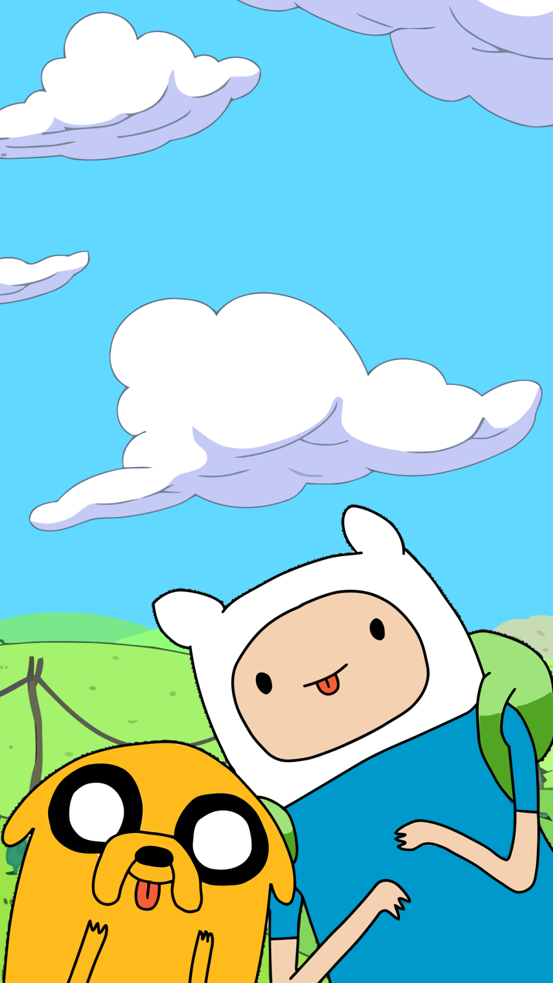 Aesthetic Adventure Time Background Adventure time