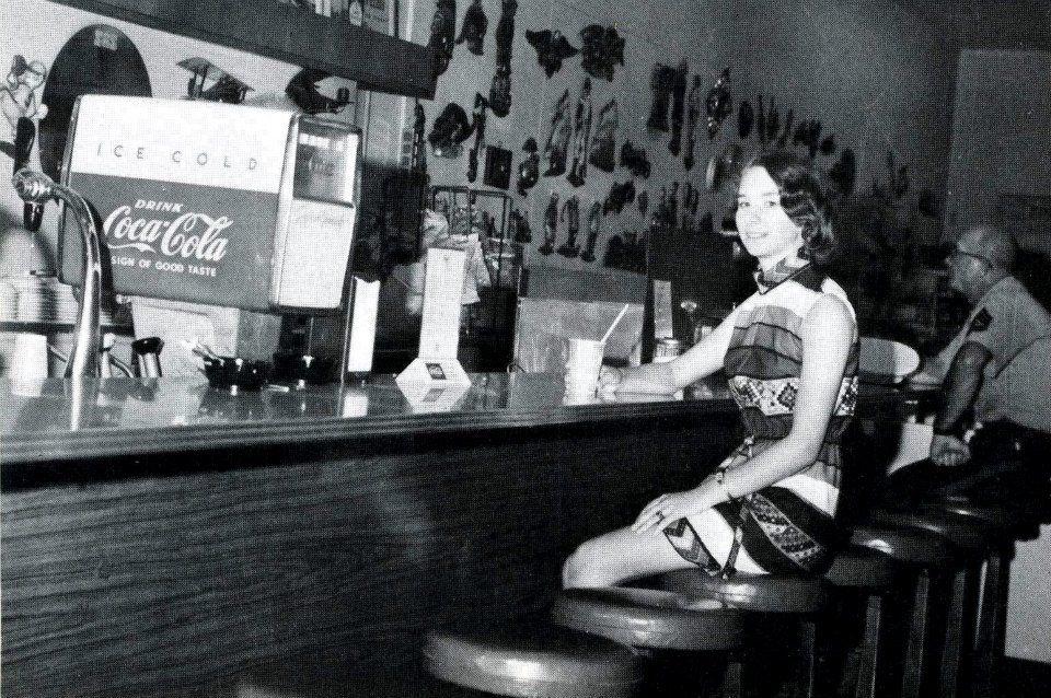 Silsbee Hardin Drug 1971 Martha Skinner Hardin county