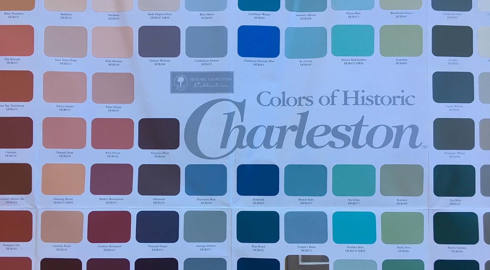 Blog Historic Paint Colors Of Charleston Sc Jpg Historic Paint Colours House Color Palettes Historic Paint