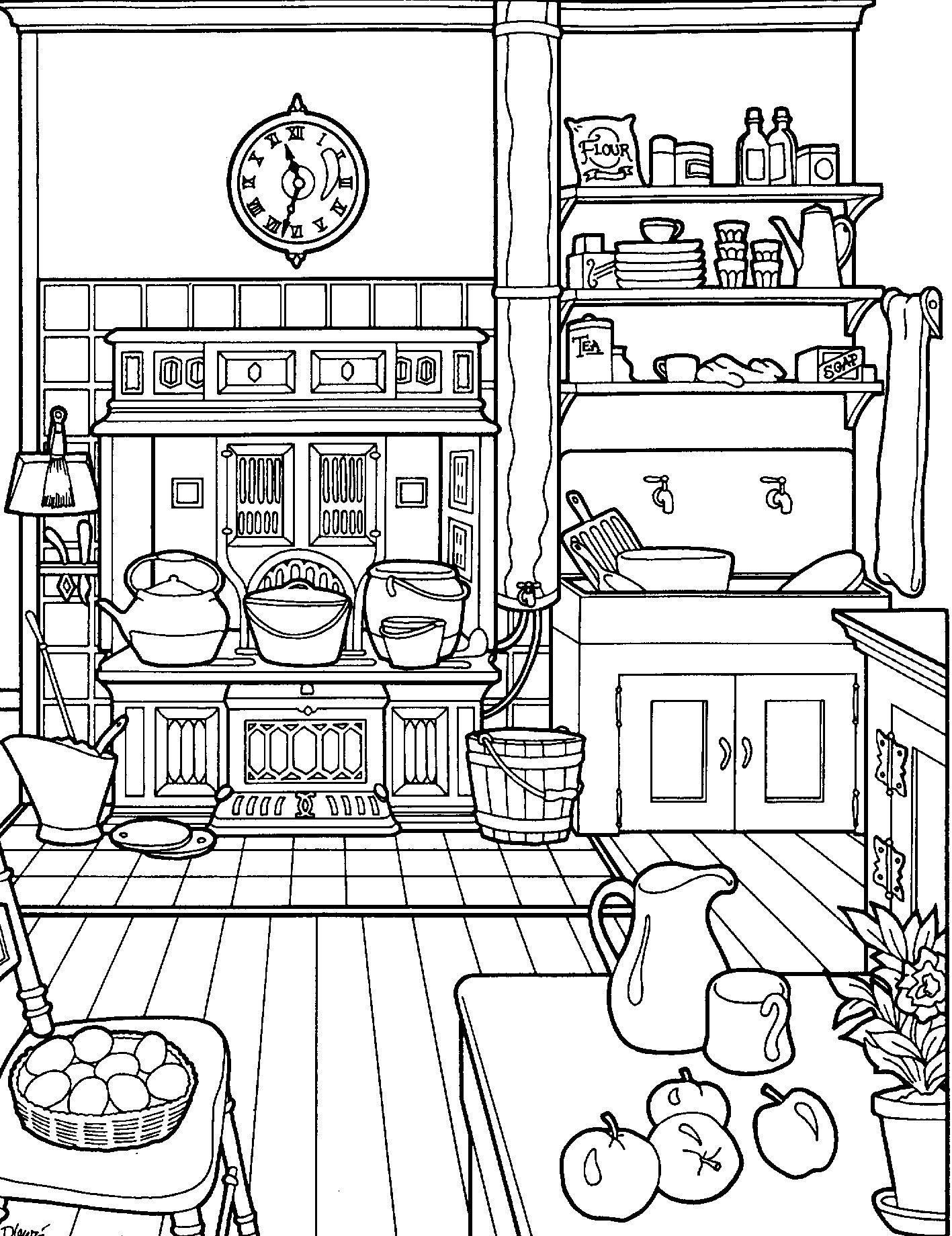 Pin by Rose Mary Taylor on coloring pages | Pinterest | Adult ...