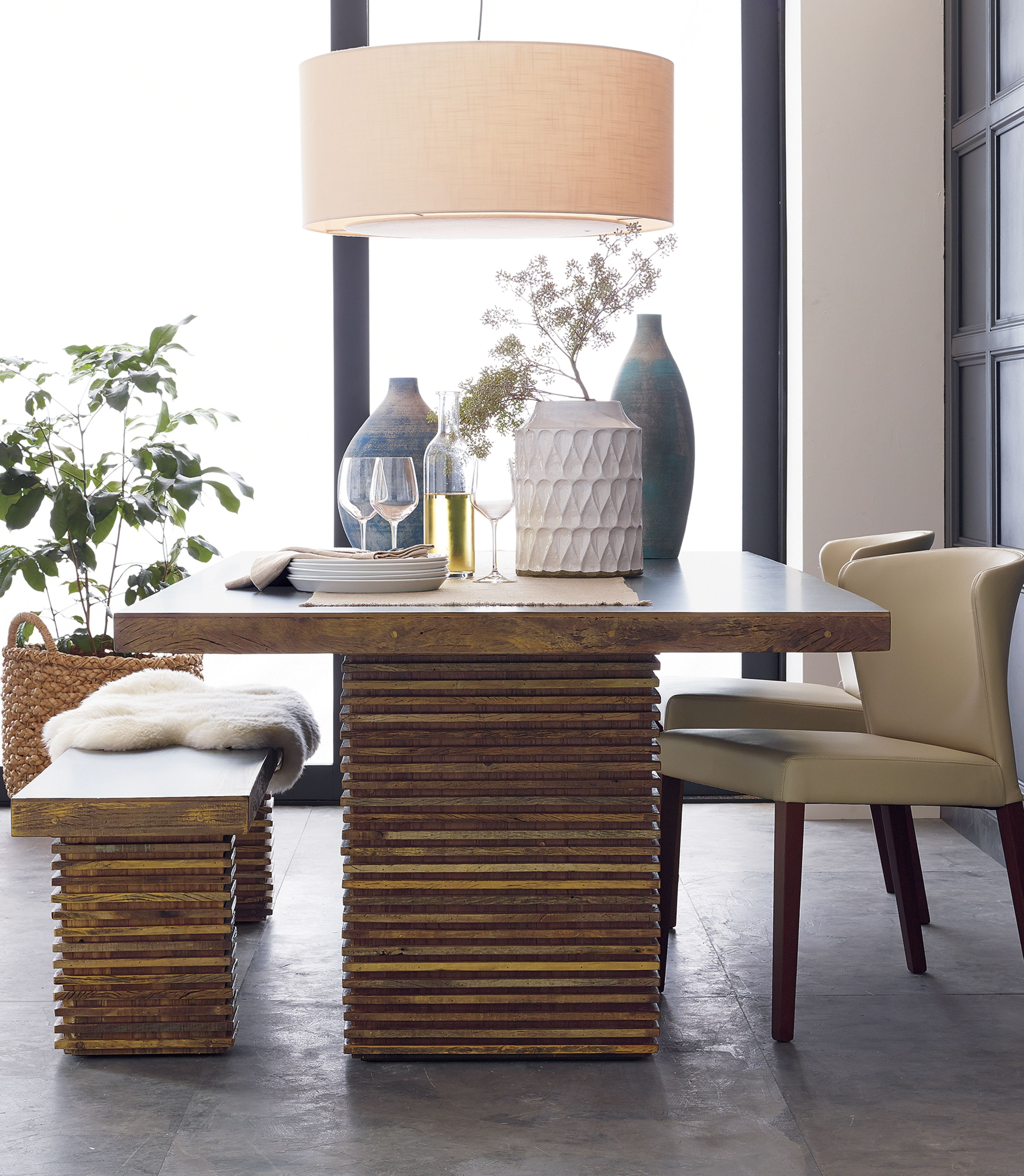 A Modern Table With A Rich History The Paloma Ii Table Is The