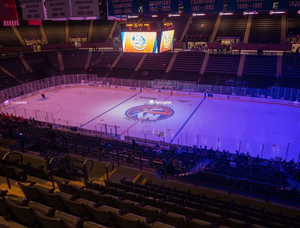 Awesome New Nassau Coliseum Seating Chart