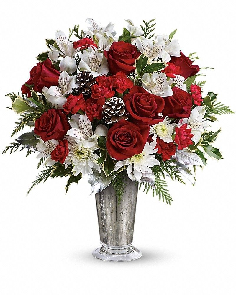 Timeless Cheer Bouquet | Calgary Same day flowers free delivery ...