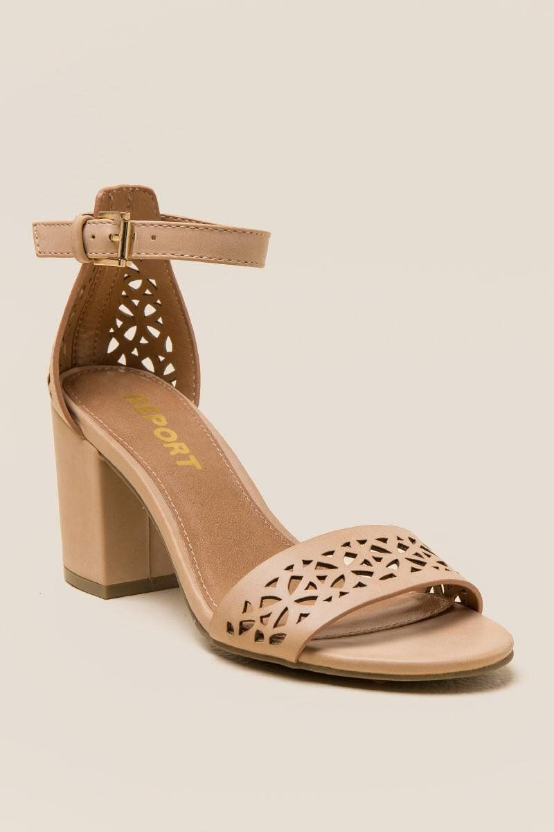 ea2f6bcba5 Report Perry Laser Cut Block Heel | Shoes | Cut block, Shoes, Block ...