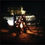 New Year's Eve Bonfire