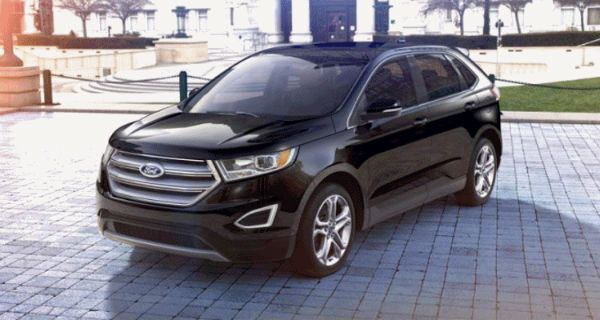 2016 Ford Edge Sport Black With Images Ford Edge Sport Ford