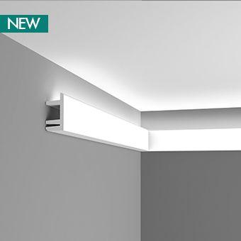 Uplighting Downlighting Coving Supplier Wm Boyle Interiors Ceiling Design Modern Cornice Design Interior Lighting