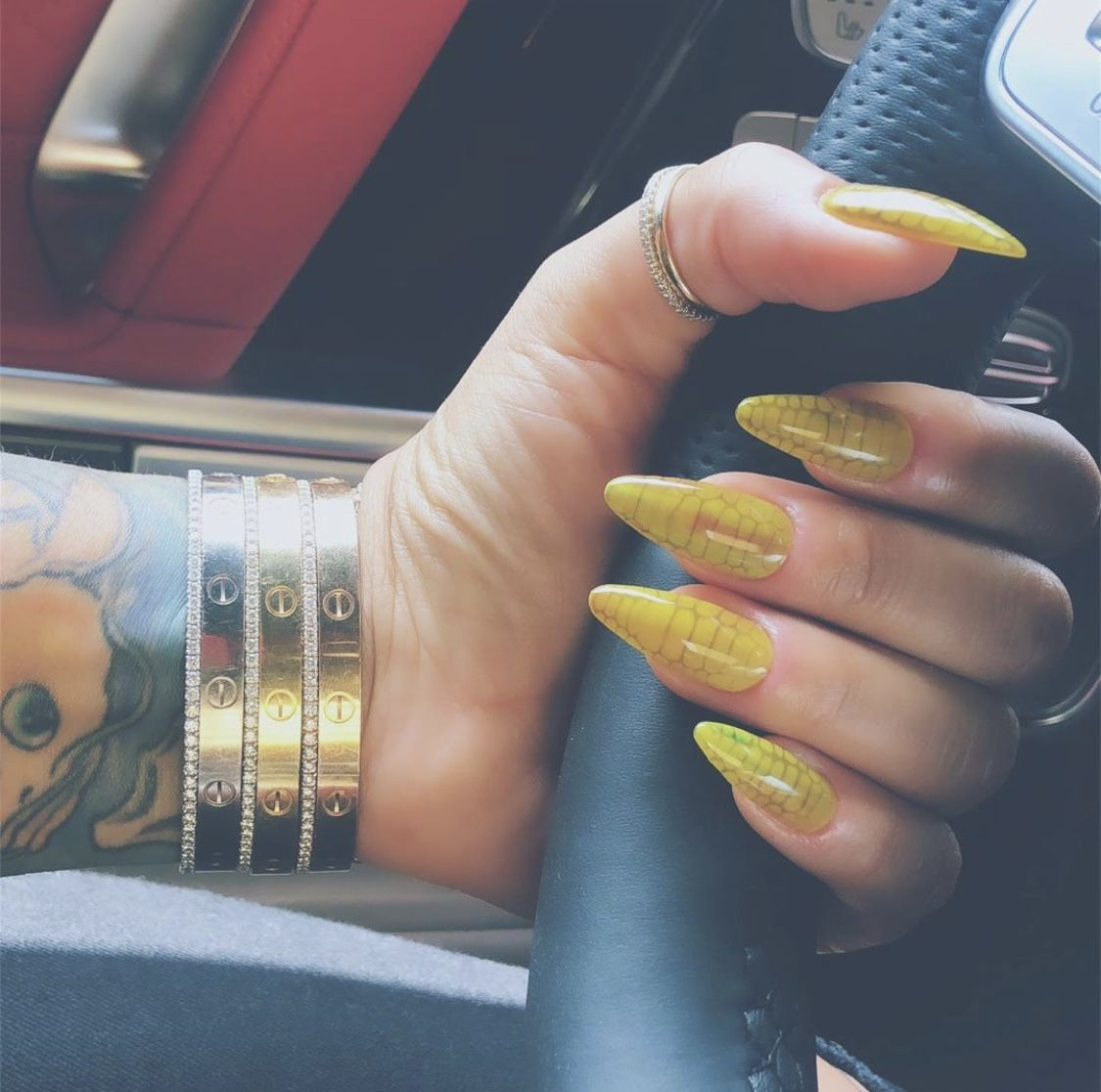 Pin by Kayla Darden on Girly Tingz | How to do nails, Nail ...