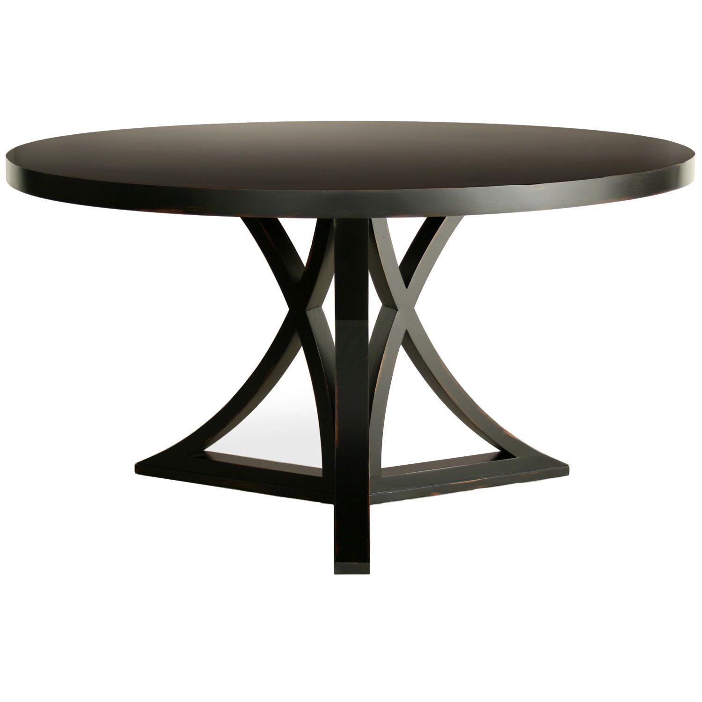 Floyd Round Dining Table Zinc Door Com Imagens Mesas E