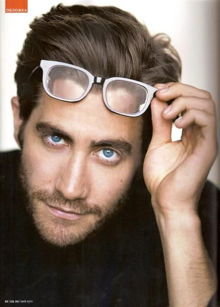 GQ Russia : Jake Gyllenhaal, by Brigitte Lacombe