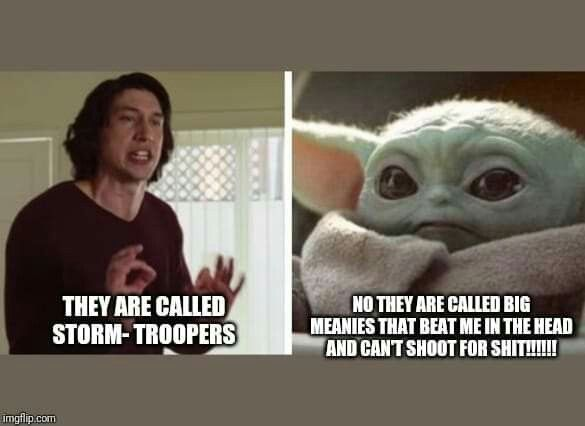 Pin by Janet Crawford on Baby Yoda in 2020 | Star wars ...