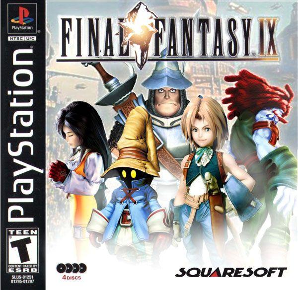 final fantasy 9 pc cover - Buscar con Google | Juegos psx, Final ...