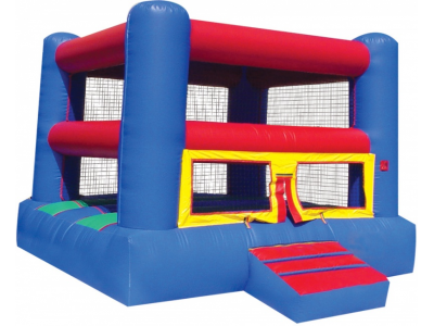 pin by magic jump rentals inc on sports themed party inflatable rh pinterest com