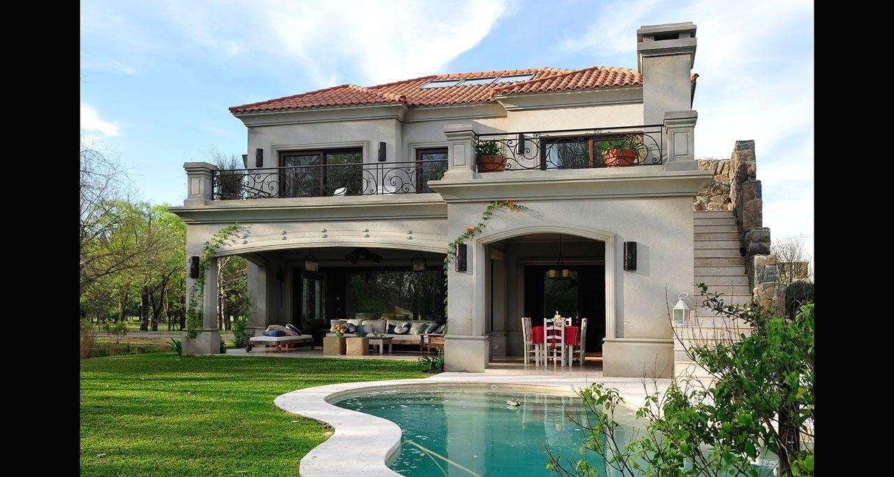 Fernandez borda arquitectura casas pinterest for Fachadas de casas estilo moderno
