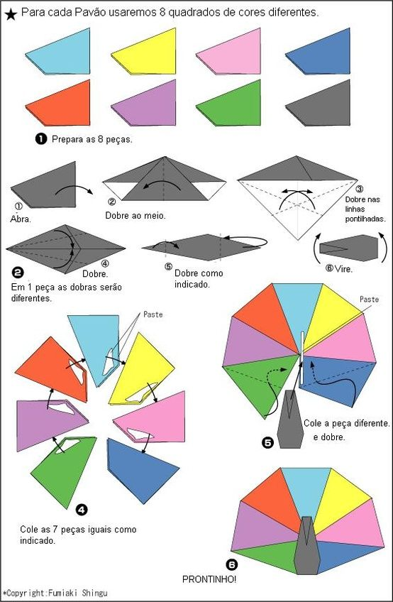 peacock paper origami diagrams auto electrical wiring diagram u2022 rh 6weeks co uk origami peacock instructions Peacock Origami Paper Folding