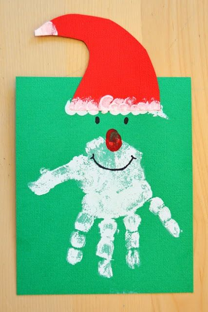 The One with Kid's Christmas Crafts