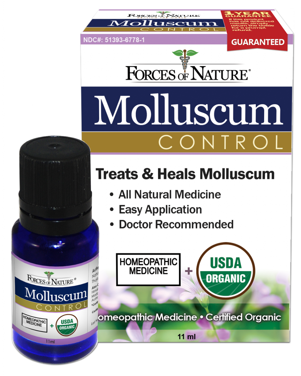 Natural Molluscum Contagiosum Treatment | molluscum