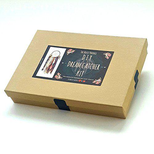 Amazon make your own dreamcatcher craft kit makes the perfect amazon make your own dreamcatcher craft kit makes the perfect diy birthday solutioingenieria Gallery