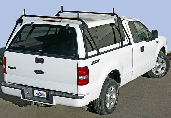 The Truck Cap Truck Rack Truck Caps Kayak Rack For