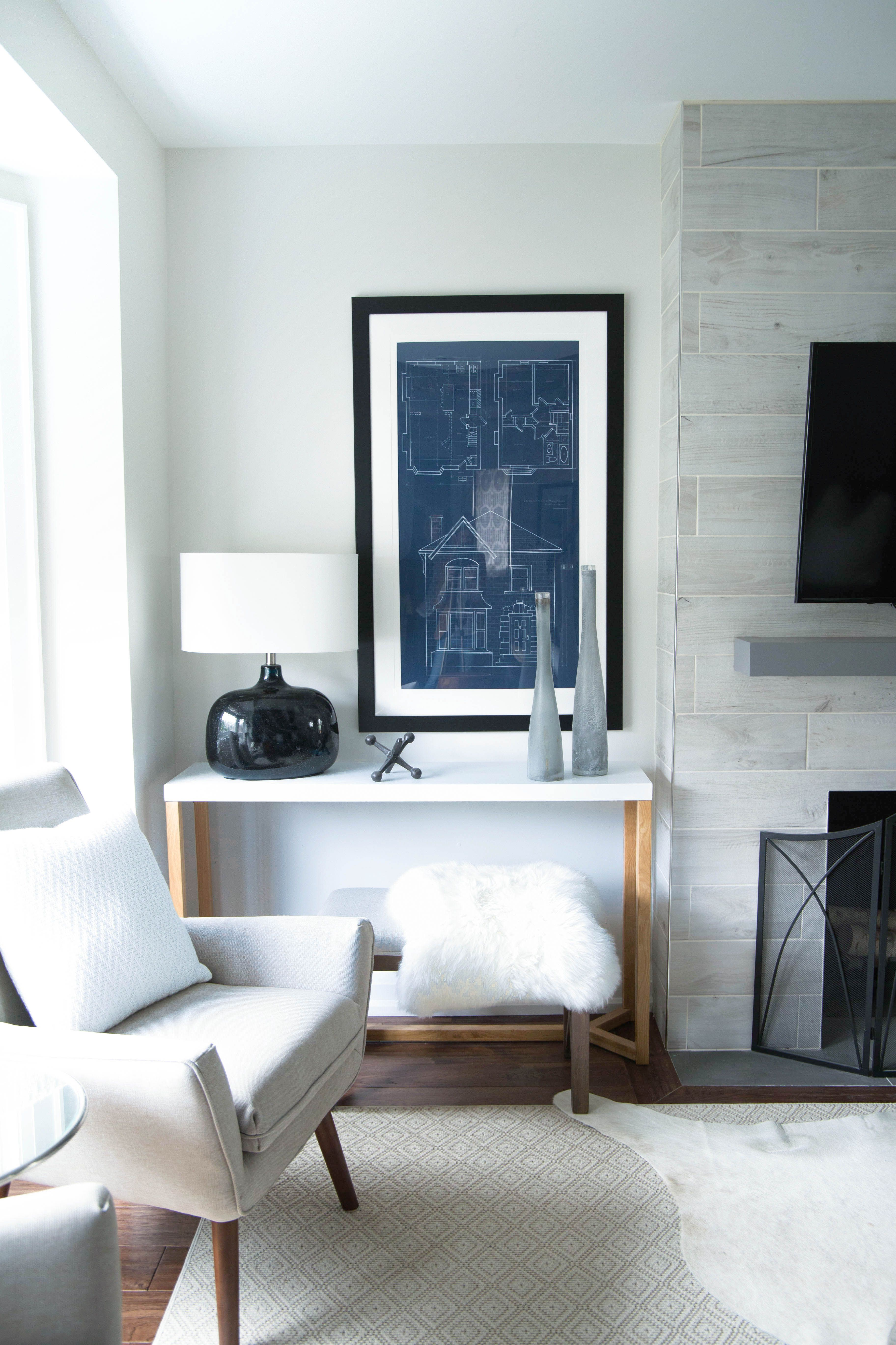 Property Brothers Family Room Reveal by Karin Bennett Designs ...