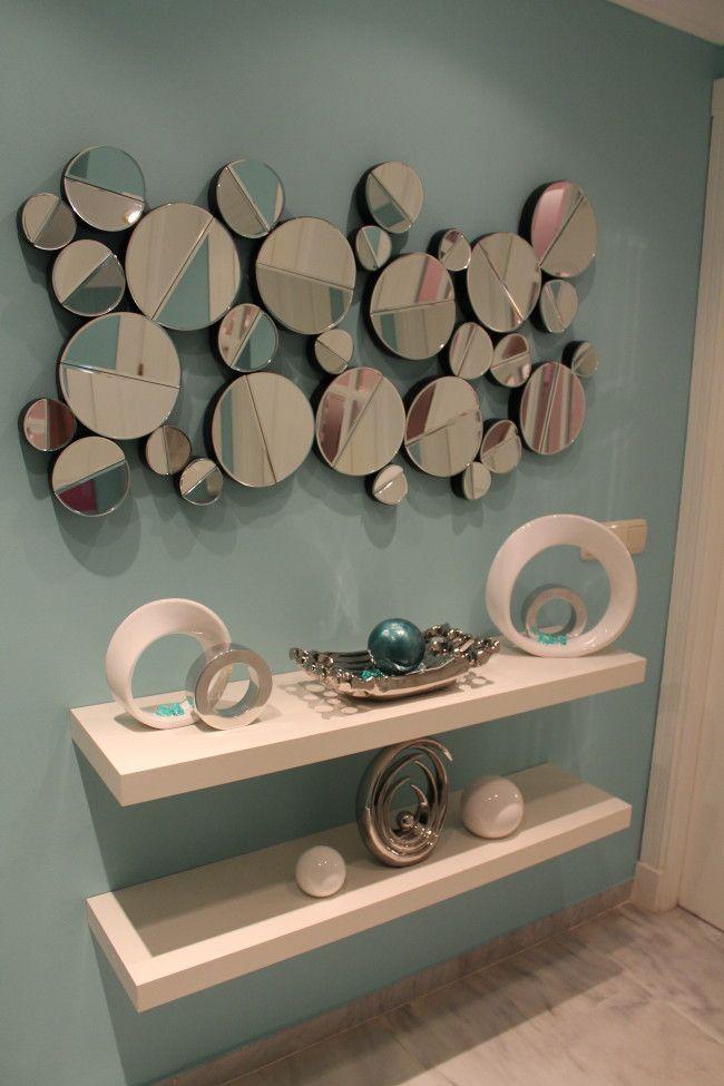 decoración en Málaga.  www.virginiaesber.es
