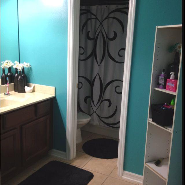 25 Best Ideas About Beach Bathrooms On Pinterest: Best 25+ Tiffany Blue Bathrooms Ideas On Pinterest