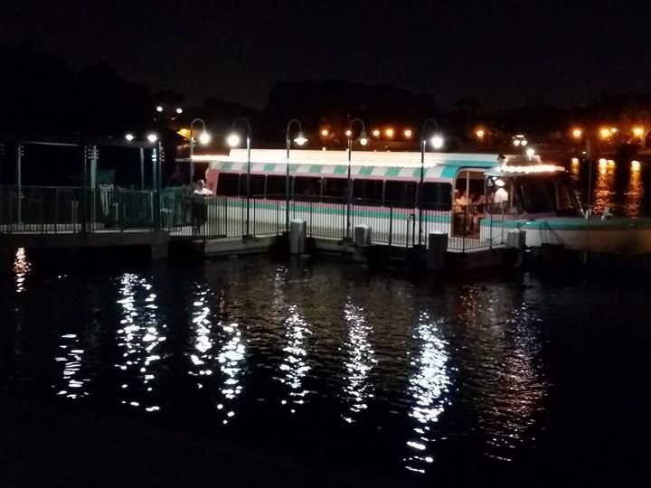 Friendship boat service resumes at walt disney world swan