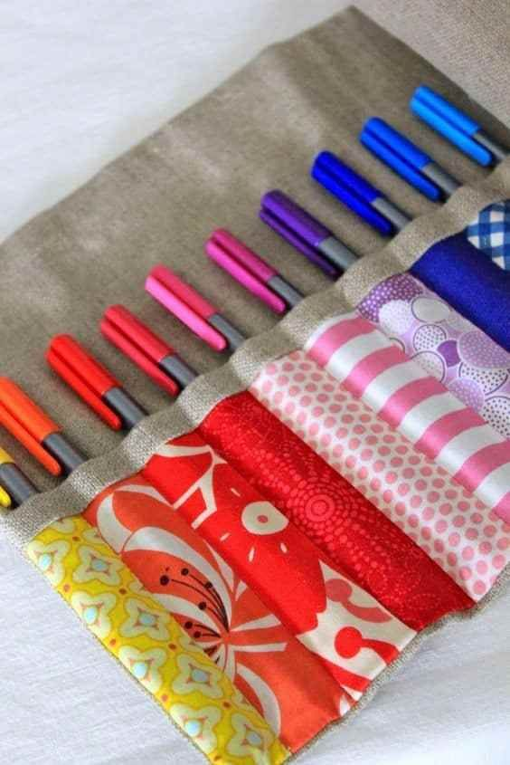 17 Brilliant Ideas for Upcycling your Scrap Fabric - Upcycle My Stuff