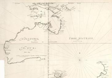 Map Of West Coast Australia.An Early Dutch Map Of The West Coast Of Australia Homeschool