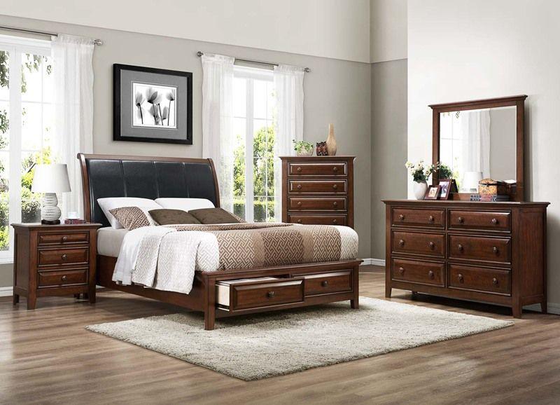 Homelegance 2157 Sunderland Bedroom Set With Images Progressive Furniture Bedroom Furniture