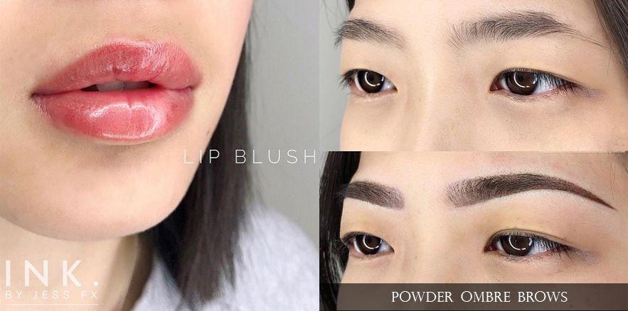 Permanent Makeup Eyeliner Microblading Eyebrow Tattoo
