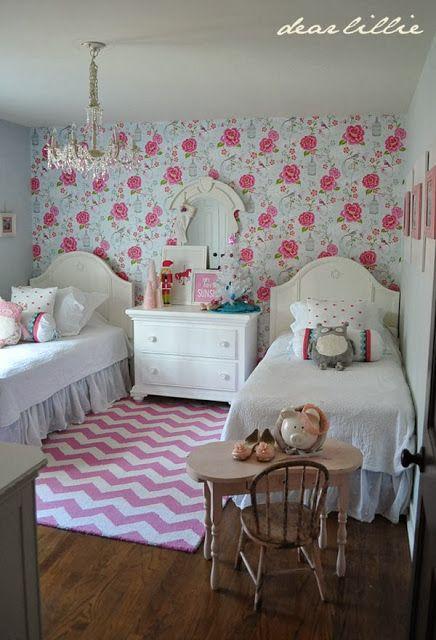 Dear Lillie Christmas House Tour Girl Bedroom Decor Kids Bedroom Decor Lillie and lola christmas rooms
