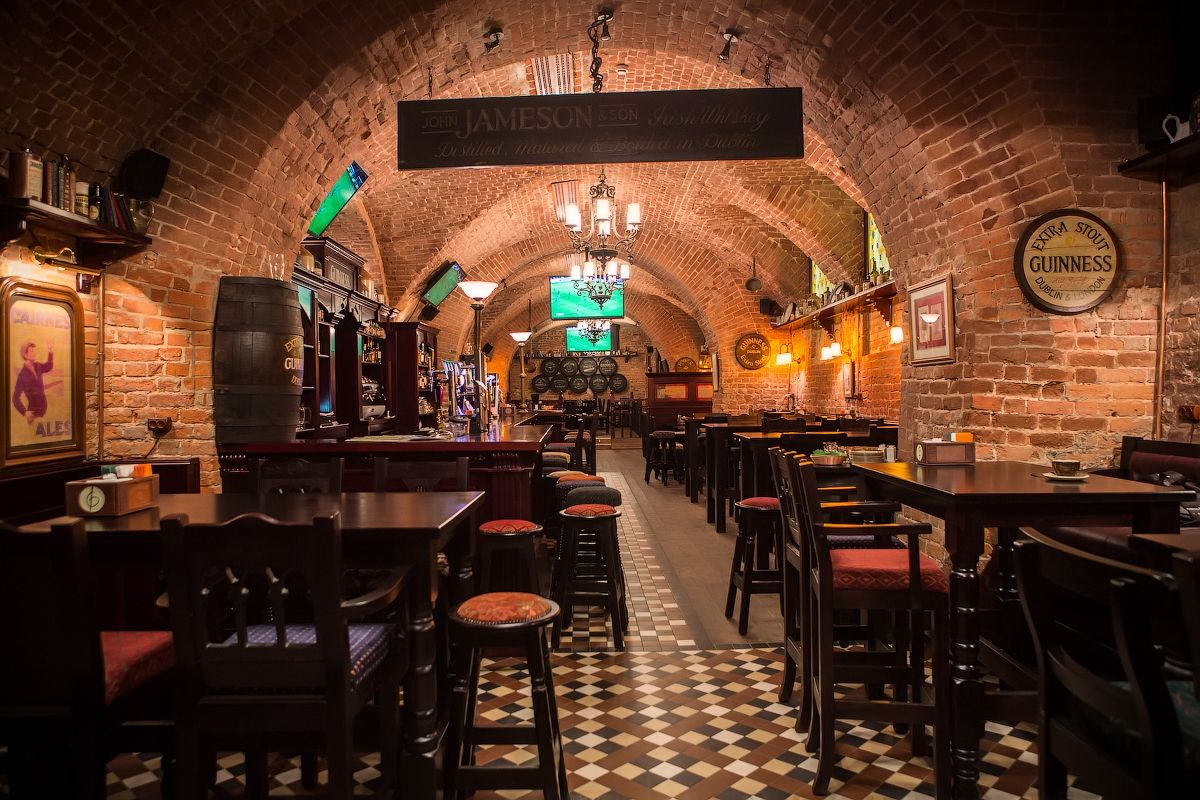 Irish pub Belfast in Moscow: description, address, how to get there, menu 79