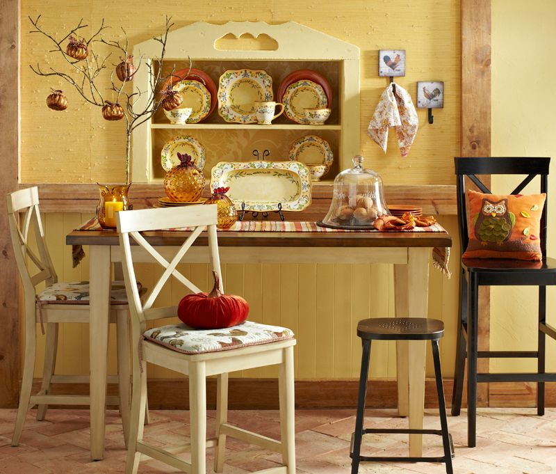 Pier1 Dining Table: Create A Rustic, Old-world Look With The Pier 1 Ivory