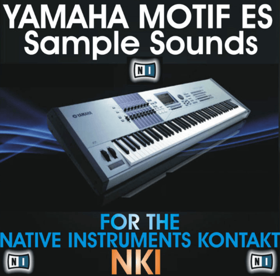 NorCtrack Yamaha Motif ES (KONTAKT) | Musica_Synths | Sound