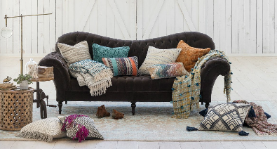 Coming Soon - Pillows, Throws & Rugs