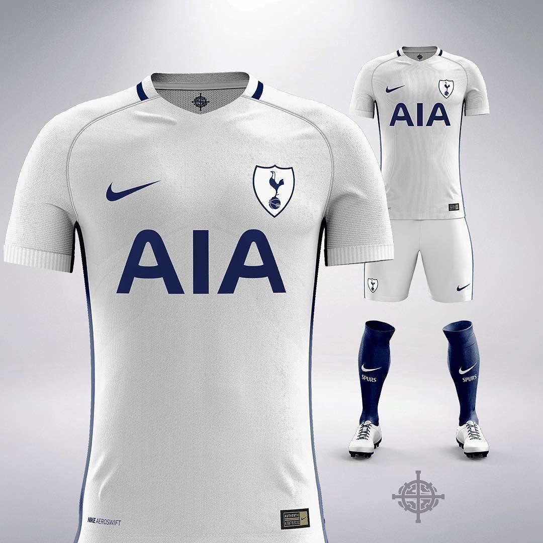 buy popular 5295f 71493 Tottenham Hotspur Nike concept kit | Premier League