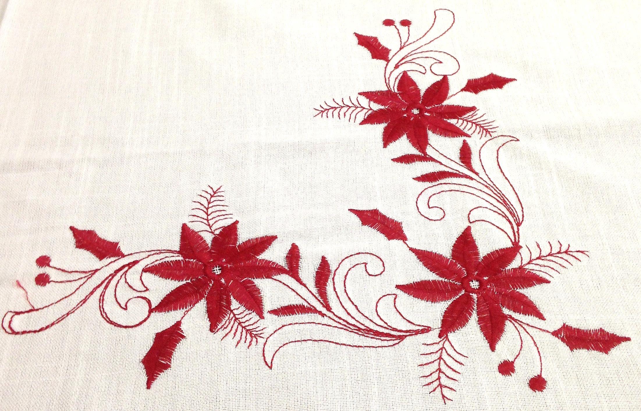 Pin de Coraline Johons en manteles | Pinterest | Embroidery ...