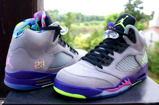 the best attitude 8d967 91d04 AIR JORDAN 5 (FRESH PRINCE OF BEL AIR) | Sneaker Freaker ...