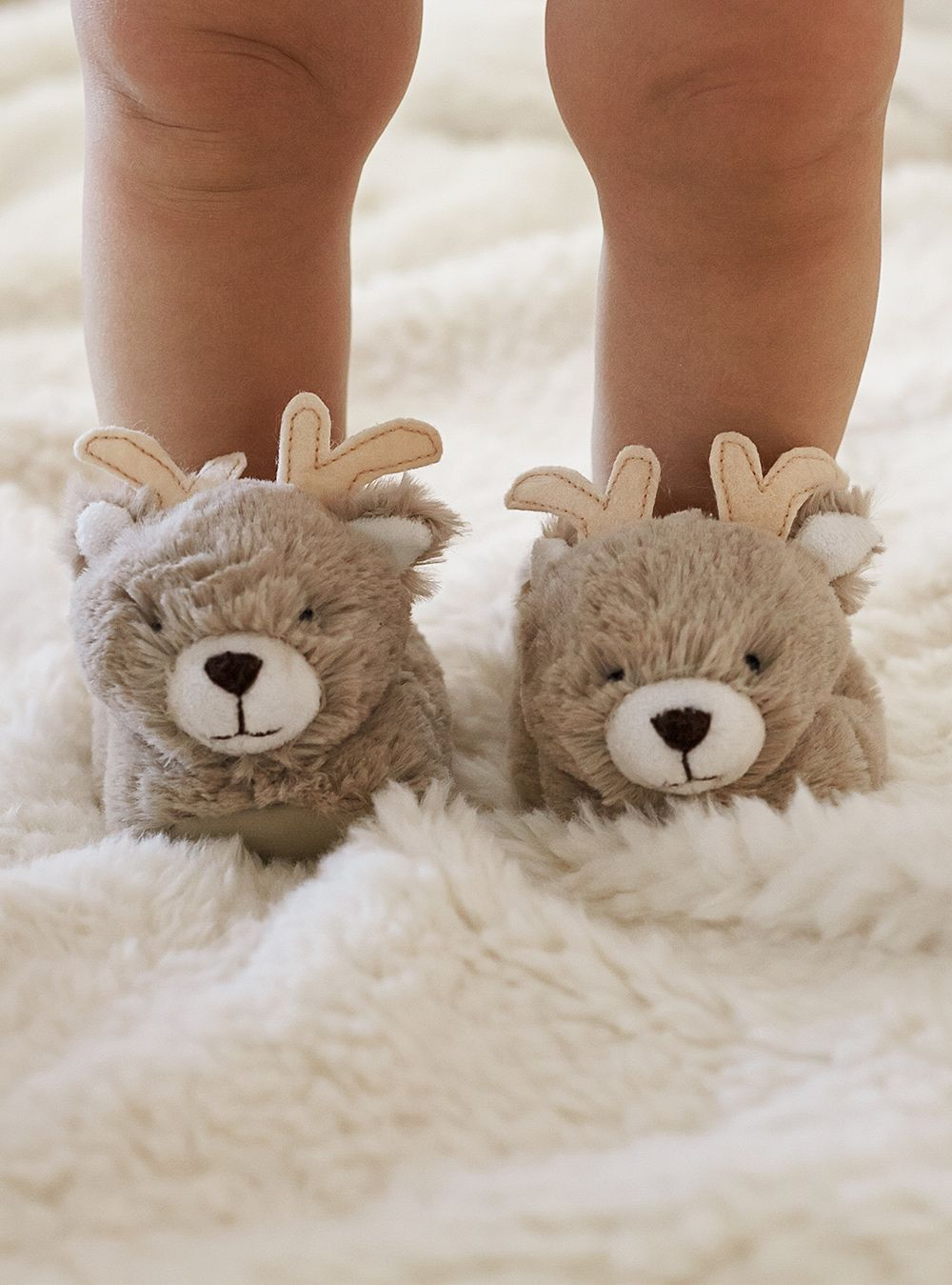 Pin By Karen Mccreary On My Taupe Home Baby Slippers